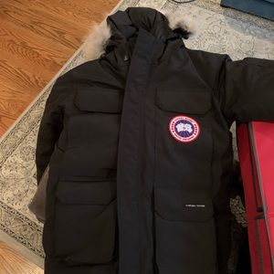 Unisex Canada Goose Down Jacket Small